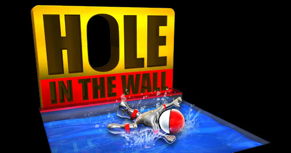 Hole In The Wall Game