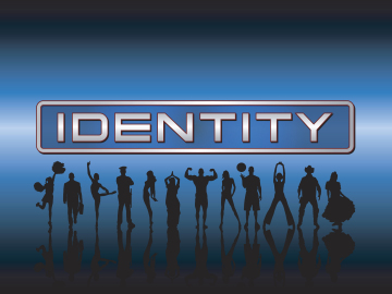 "IDENTITY -- Pictured: ""Identity"" Logo -- NBC Photo"